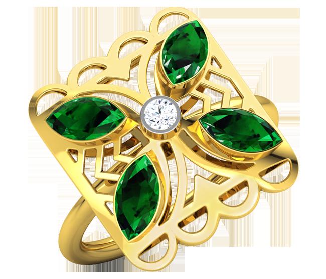 CaratLane_Madhubani Ring (2)