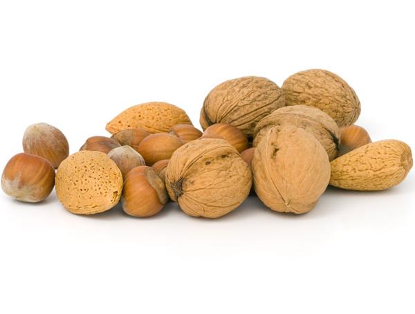 Walnut & Almonds